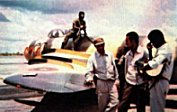 MiG-17 in Angola . Photo of Vasco Enrique , Air International