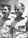 Raul Castro y Rafael del Pino