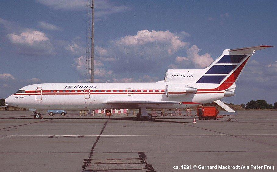 The Cuban Civil Aviation: Accidents and terrorism • Rubén Urribarres